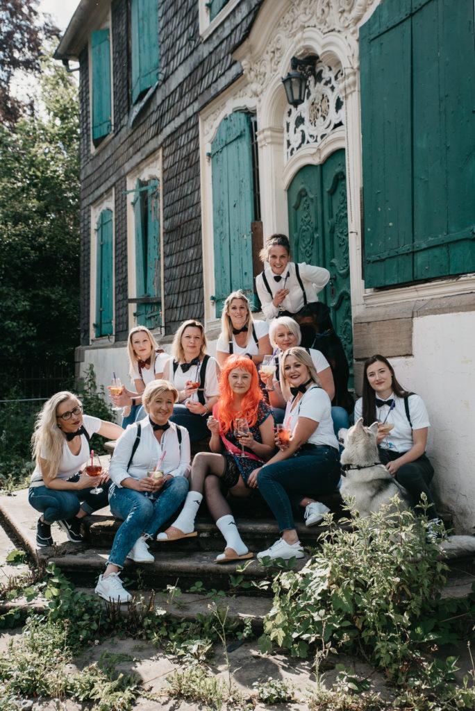 JGA Junggesellinnenabschied Fotoshooting Hagen FotografWitten Fotoshooting