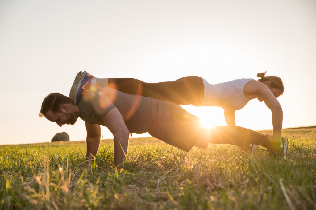 Werbung Coach Fotoshooting Yoga Business