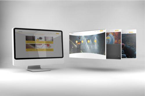 Website Werbeagentur Marketing DieMeilensteiner IZONIC